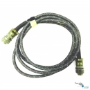 28V DC Cable 2M Amphenol Connectors (high quality cable...